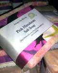 Yum, Pink Himalayan Salt Soap